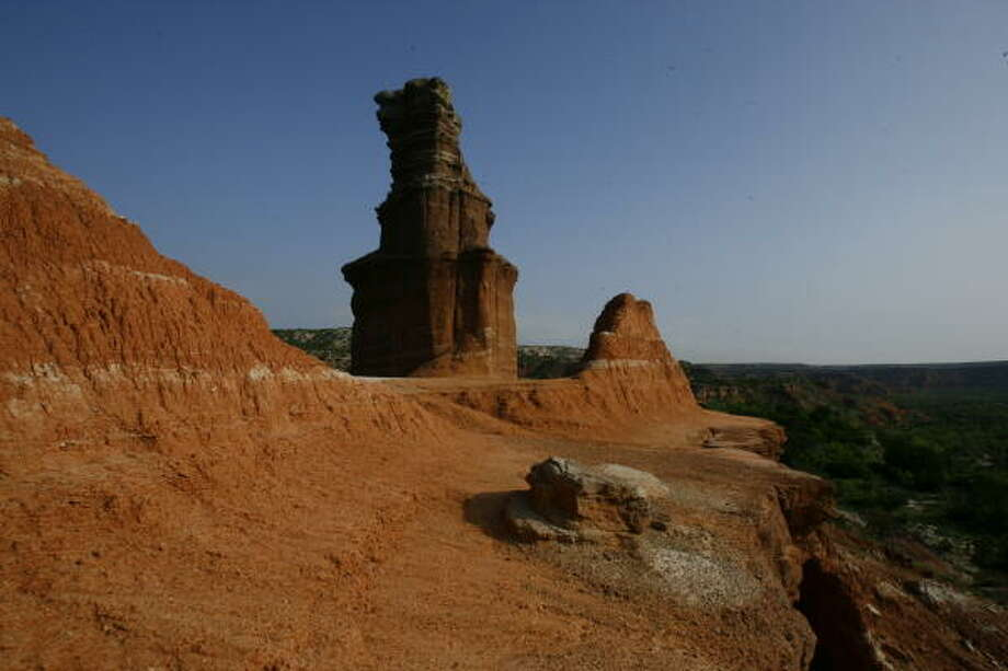 Lighthouse Natural Stone : Palo duro canyon houston chronicle