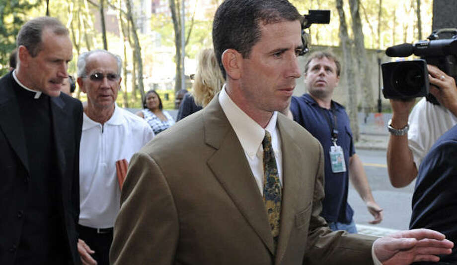 The NBA learned in 2007 that the FBI was investigating Tim Donaghy. Photo: Louis Lanzano, AP