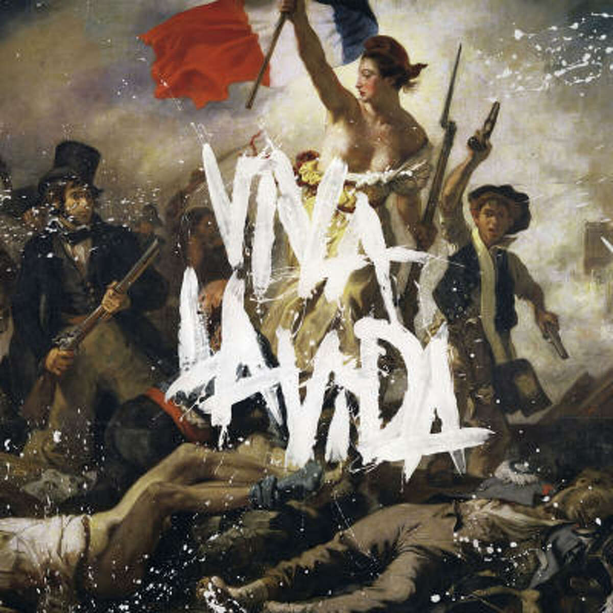"""The latest CD by Coldplay, """"Viva La Vida or Death And All His Friends"""""""