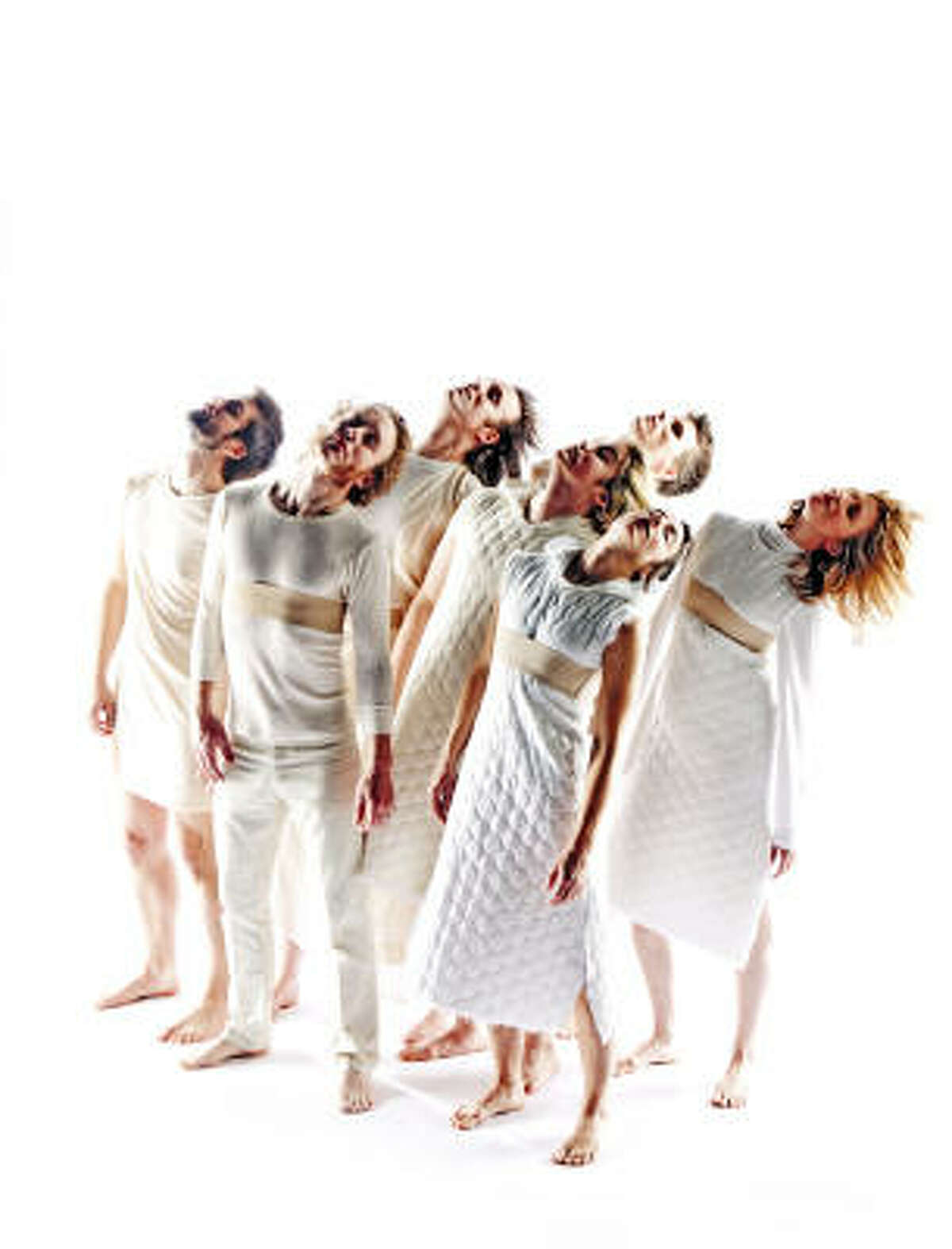 Megan Thorson's Heaven, an ensemble dance and vocal music performance piece that explores the idea of ecstasy (religious and otherwise) through the trinity of dance, music and light, premieres at DiverseWorks on Friday and Saturday. Alan Sparhawk and Mimi Parker of the Indie band Low provide the music.