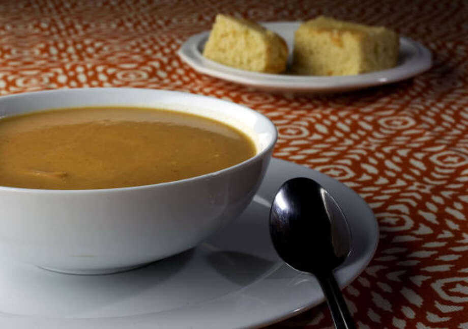 Cauliflower Soup Photo: Johnny Hanson :, Chronicle