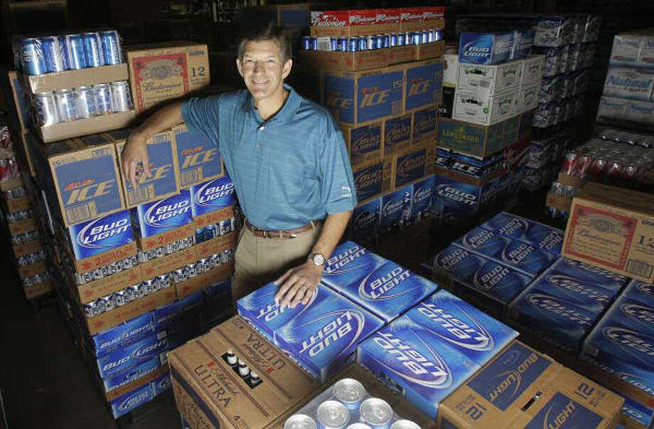 "Larry Del Papa, president of the National Wholesalers Association, says that ""the ills that brought about Prohibition are the same kind of ills that would be re-created if the effective model of alcohol regulation was dismantled."" Photo: Julio Cortez:, Chronicle"