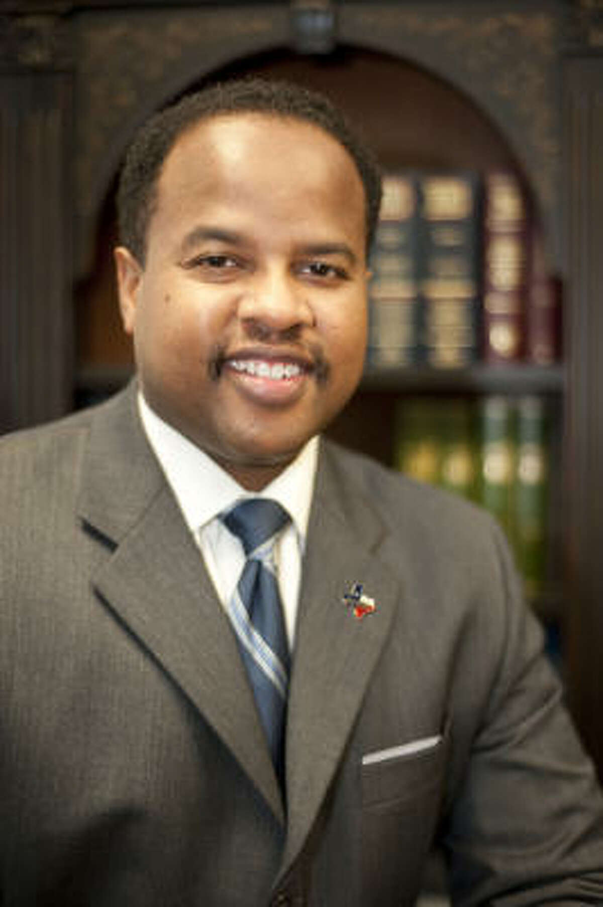 State Rep. Ron Reynolds, D-Missouri City, denied the allegations against him.