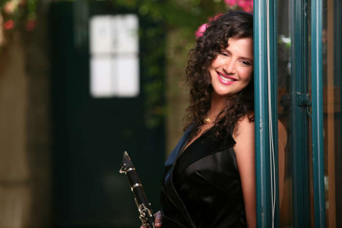 Anat Cohen and her quartet will perform the Benny Goodman and Beyond program Dec. 4.