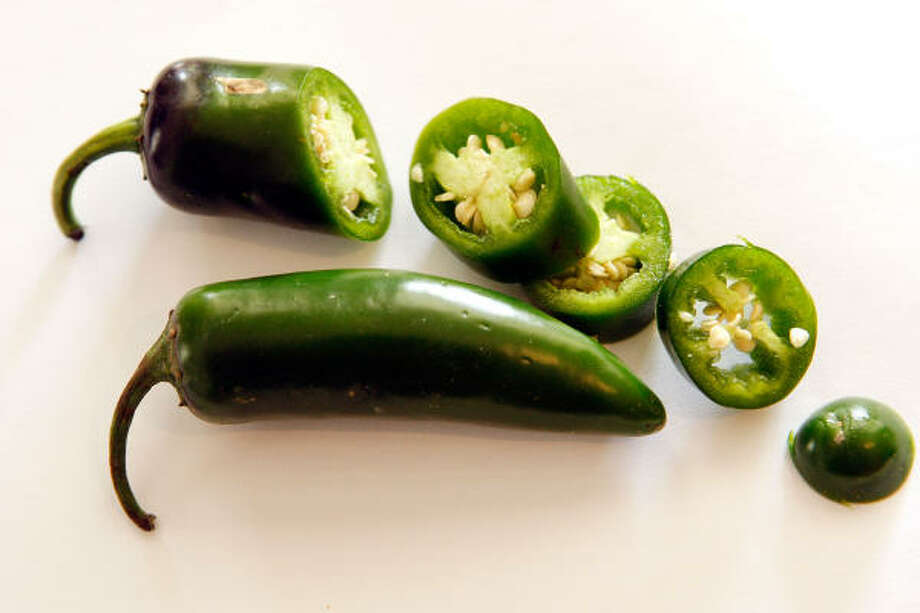 Jalapeno peppers were suspected in a nationwide salmonella outbreak last year. Photo: Scott Olson, Getty Images