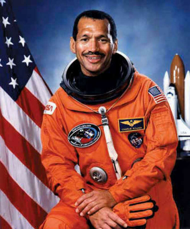 Charles Bolden flew in space four times — twice as shuttle commander — and once was assistant deputy administrator at NASA headquarters in Washington. Photo: AFP/Getty Images