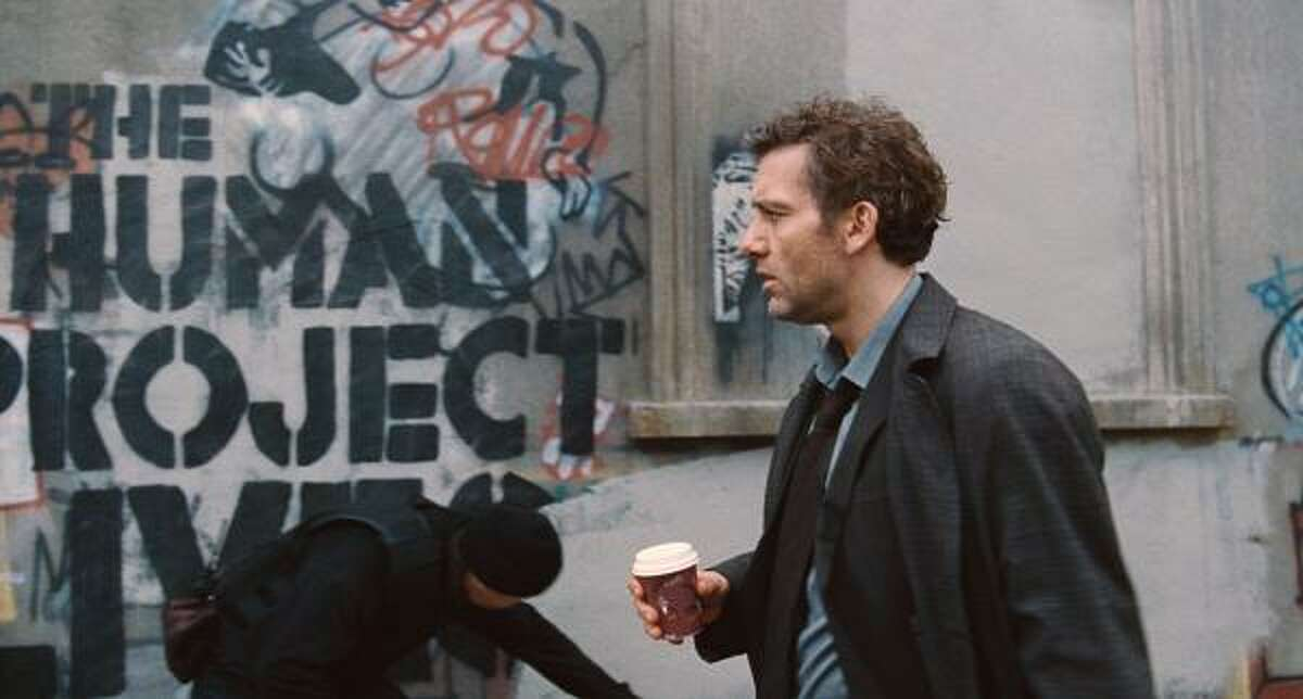 The 2006 film Children Men, starring Clive Owen, is set in London, the new vogue setting for ashen pessimism.