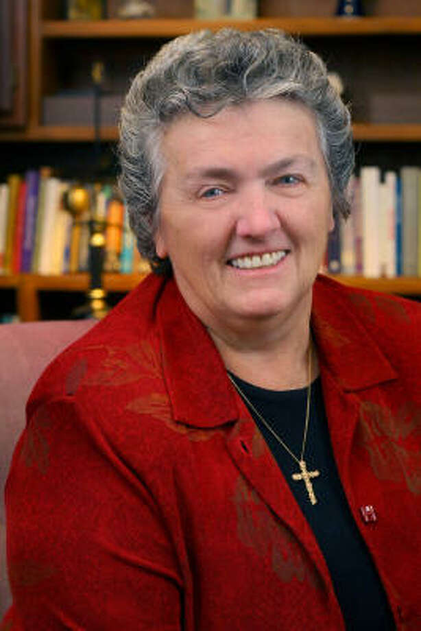 Joan Chittister, a Catholic nun, is a proponent of women in the clergy. Photo: ALL