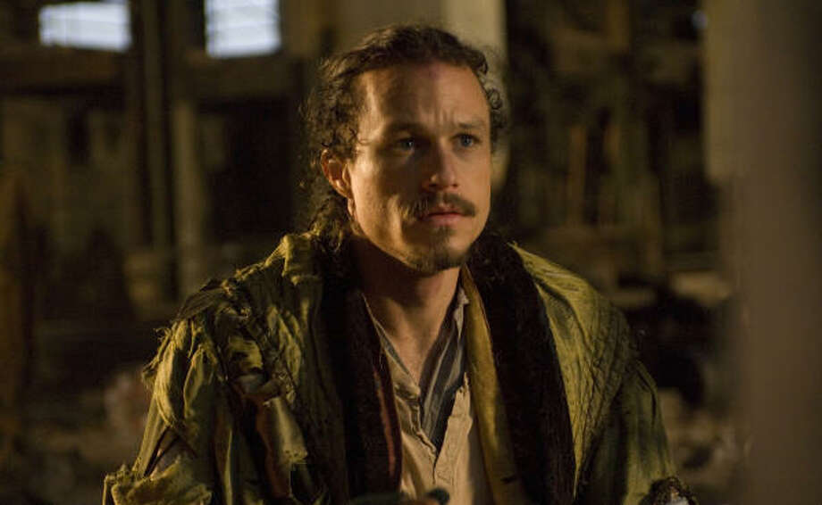 Heath Ledger's final role was as Tony in The Imaginarium of Doctor Parnassus. Photo: Liam Daniel, Sony Pictures Classics