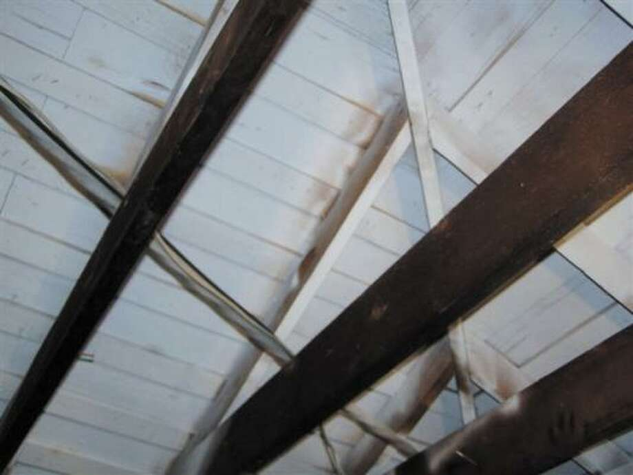 down under: The most common application of a radiant barrier in a home will be on the underside of the roof decking to stop the radiation from transferring through into the attic.