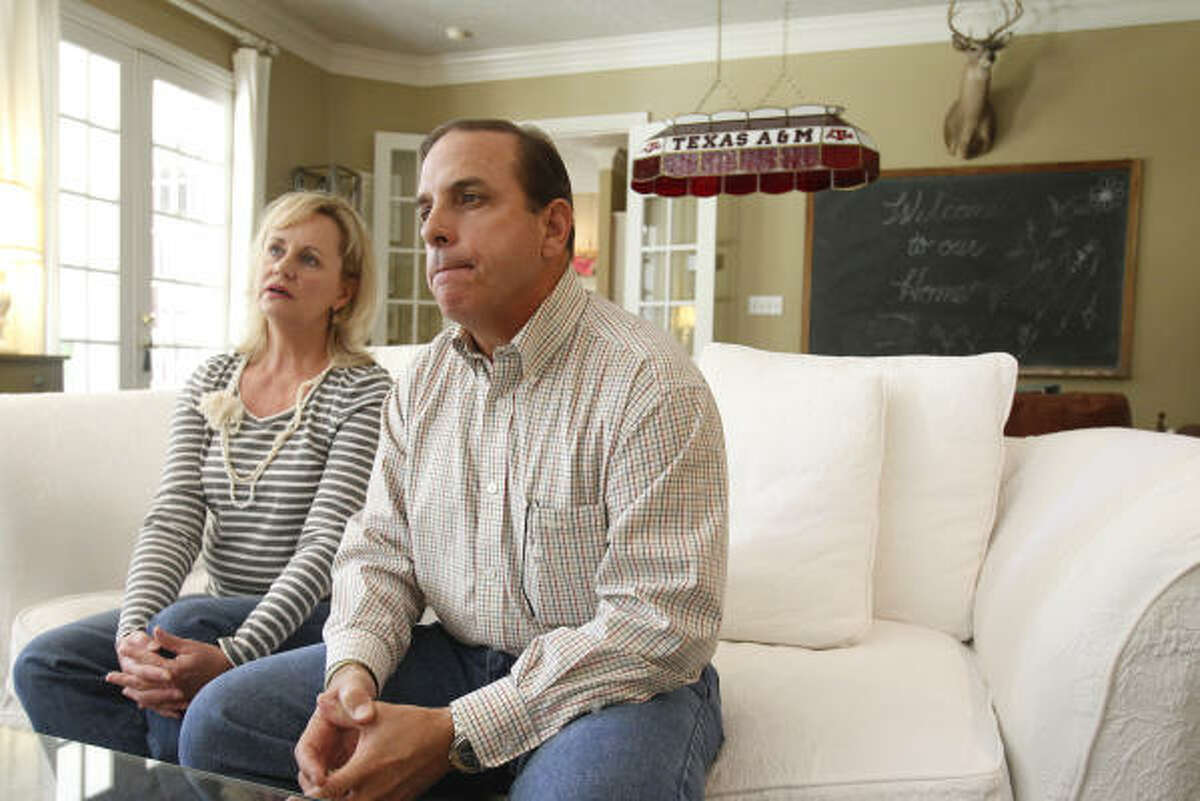 Sandra and Jeff Presnal say their ministry offers emotional support in a number of ways.
