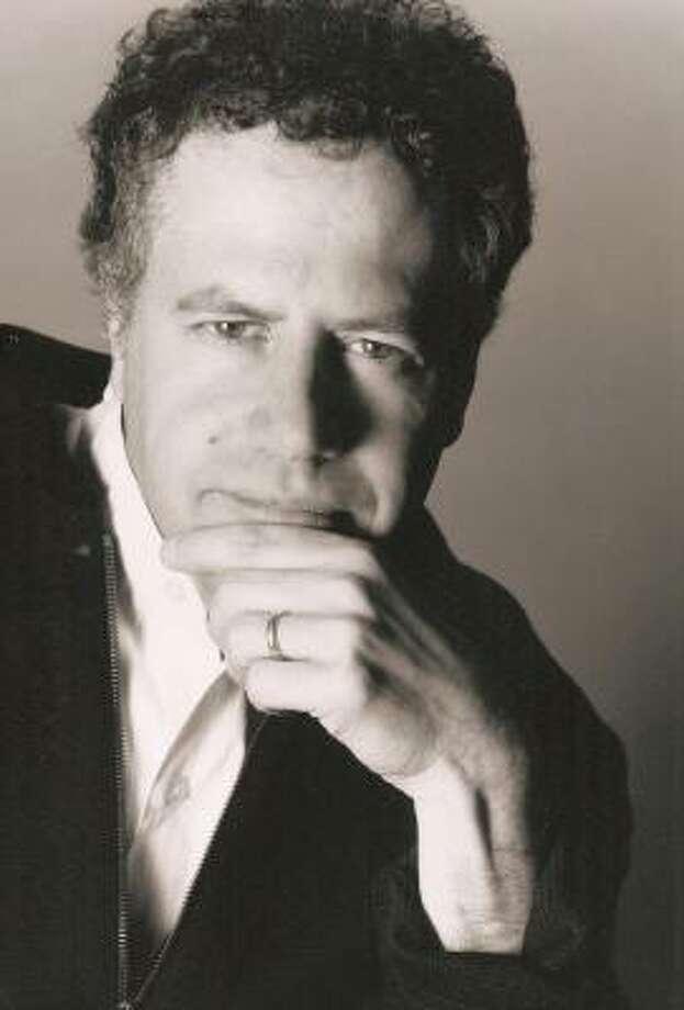 Pianist Jeff Franzel Photo: Jim Varielle
