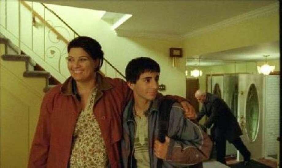 Amreeka, a film by Cherien Dabis, stars Nisreen Faour and Melkar Muallem. Photo: Courtesy Photo