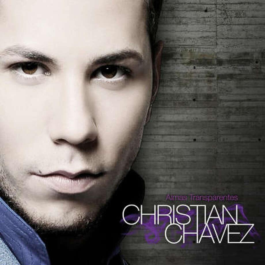 Christian Chávez Photo: EMI Capitol Music