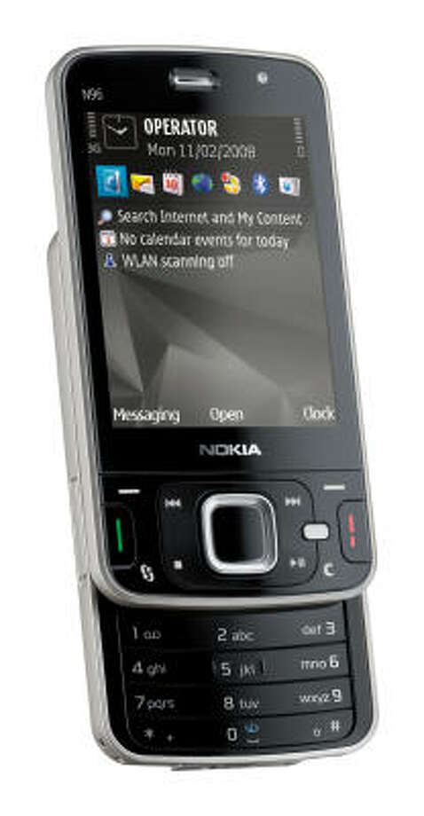 Nokia's N series has lots of multimedia fans, but the phones are pricey. Photo: ALL