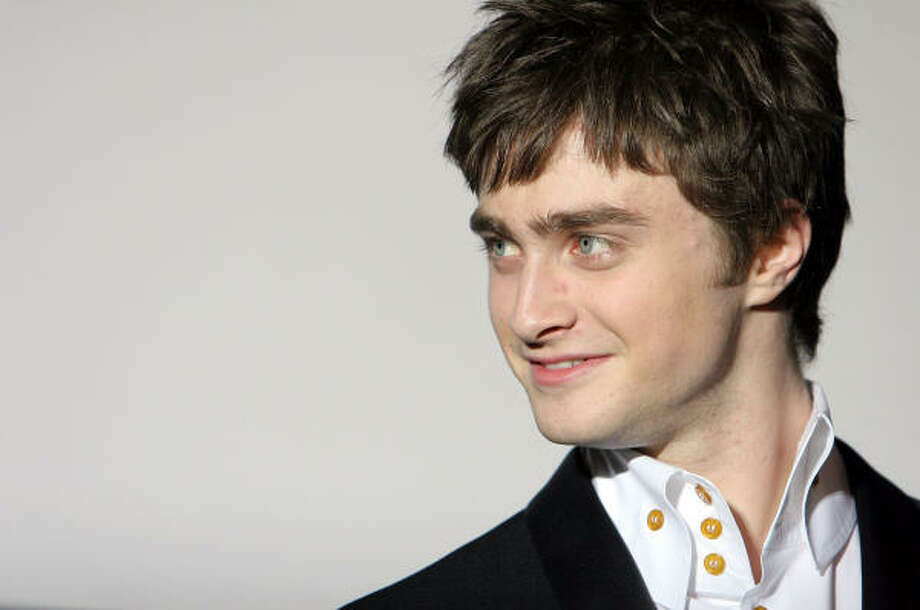 Actor Daniel Radcliffe, star of the Harry Potter films, is taking his career in different directions. Photo: Junko Kimura, Getty Images