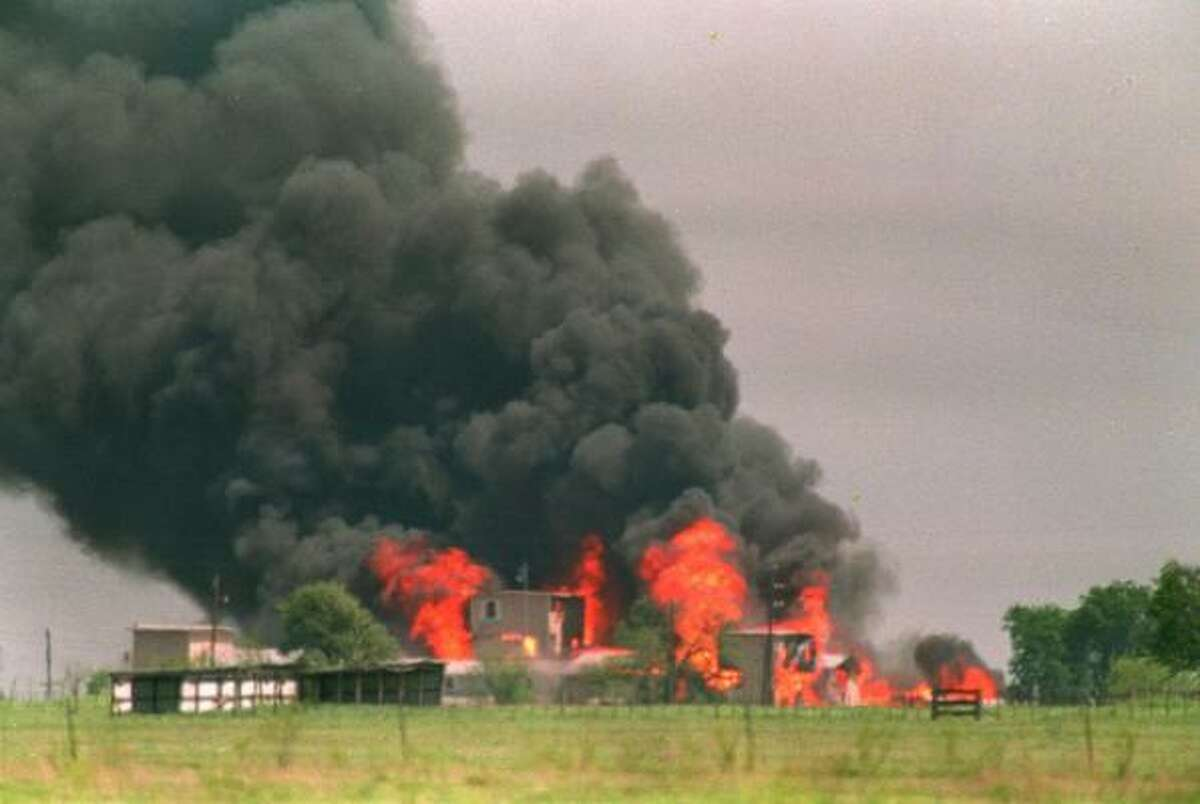 The deadly raid and fire in 1993 at the Branch Davidian compound in Waco is being depicted on the big screen, and the producer says he wants to film it in Texas.