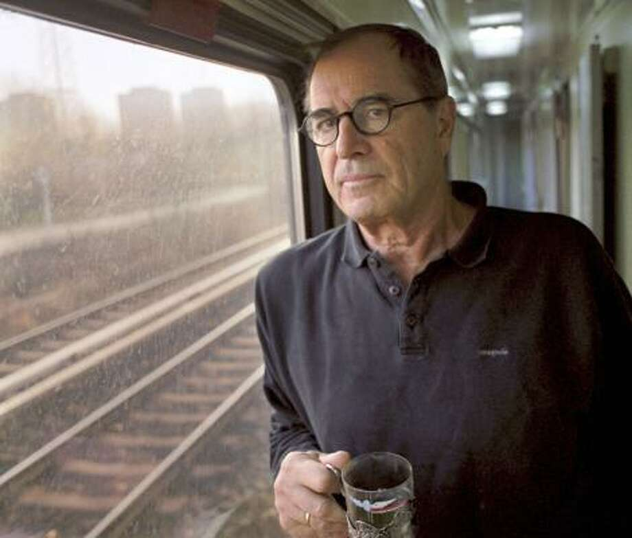 Paul Theroux is the author of travelogues as well as novels. Photo: WILLIAM FURNISS, HOUGHTON MIFFLIN
