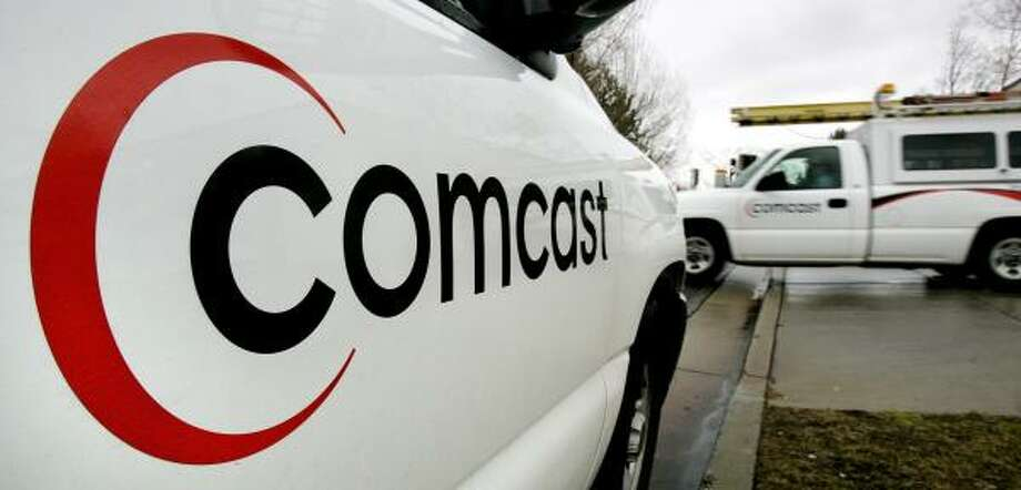 Comcast's share prices fell to a 20-month low on Wednesday after it revealed that revenue growth and cash flow will be lower than forecast. Photo: Douglas C. Pizac, ASSOCIATED PRESS