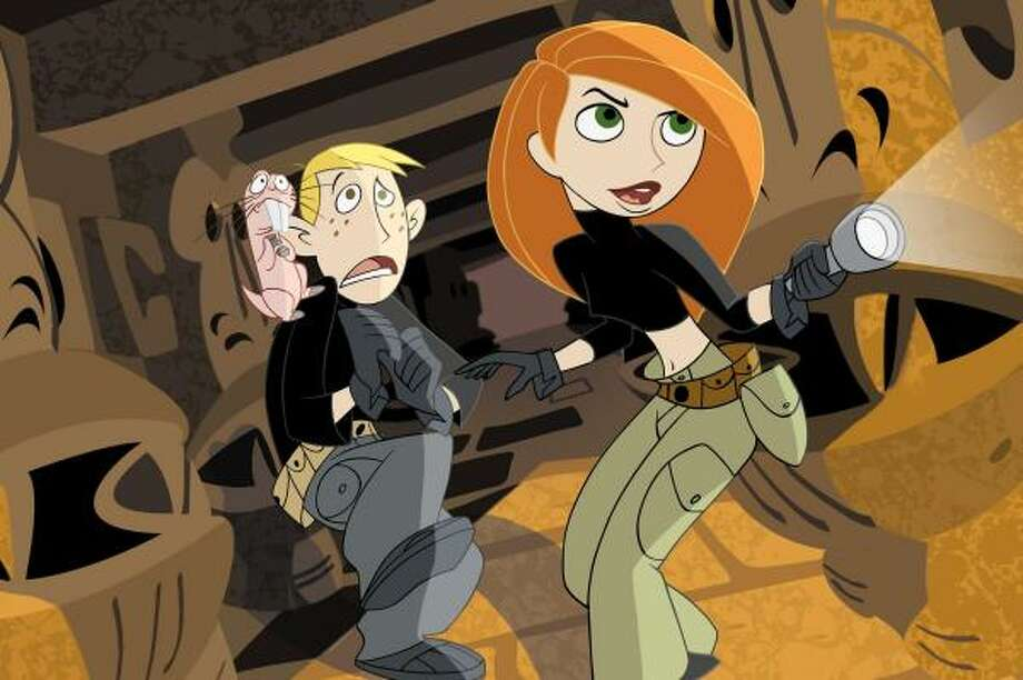 Fans of the Disney Channel cartoon Kim Possible are waging an e-mail campaign to keep the show on the air. Photo: ABC TV