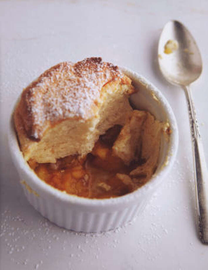 Georgia Peach Soufflés Photo: Ten Speed Press