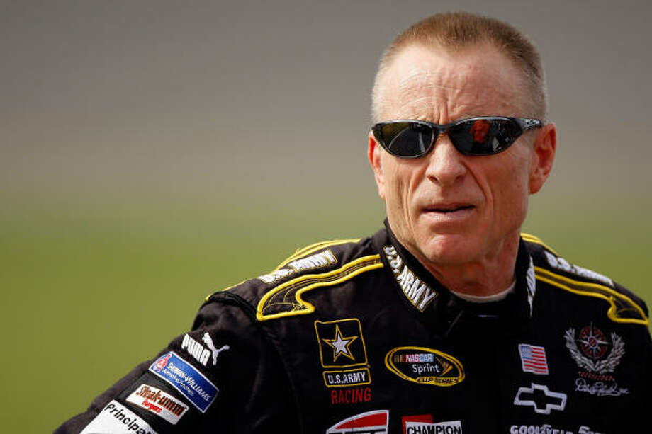 Mark Martin will join two-time defending Cup champion Jimmie Johnson, and four-time series champion Jeff Gordon and Dale Earnhardt Jr. on the most stout lineup in the series. Photo: Chris Graythen, Getty Images