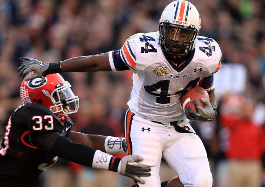 Ben Tate rushed for 1,362 yards and 10 touchdowns last season. Photo: Streeter Lecka, Getty Images