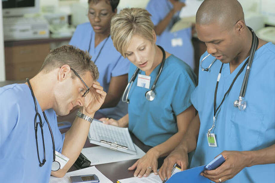 INDUSTRY GROWTH: Technological advances in treatment and preventative care are among the leading factors contributing to the nursing shortage.