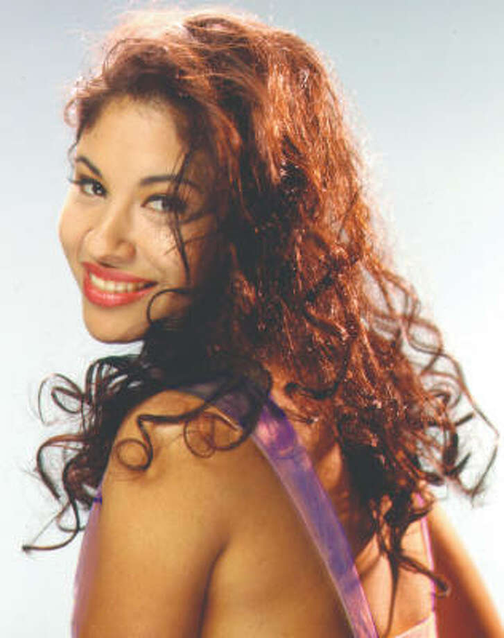 """Selena's music and life are celebrated in the new La Leyenda 4-CD box set. INFLUENCED: """"She was definitely ahead of her time. She took a lot of the old-school influences, conjunto bands, and brought them into her modern sound,"""" says Nina Diaz, vocalist for San Antonio-based rock trio Girl in a Coma. Photo: Capitol Latin/EMI"""