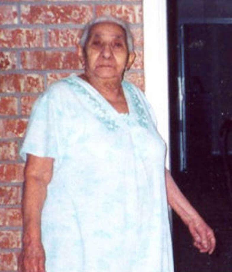 Missing woman Cristina Fuentes. Photo: HPD