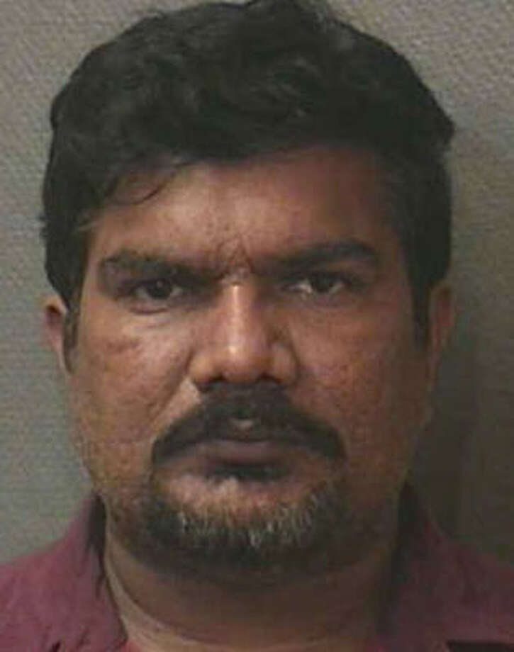 Vijay Kumar makes films about Islamic fundamentalism. Photo: Harris County Sheriff
