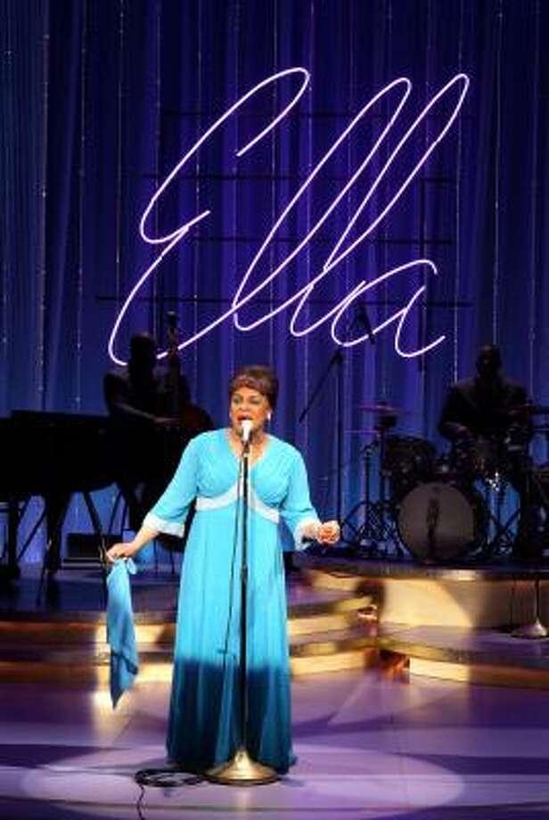 Tina Fabrique stars in Ella Photo: Ed Krieger