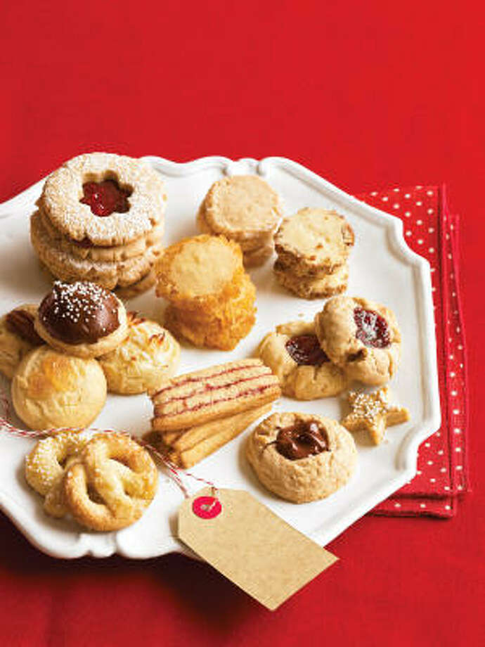 Even with just one dough recipe, the cookie possibilities are endless. Photo: DANA GALLAGHER:, EVERYDAY FOOD