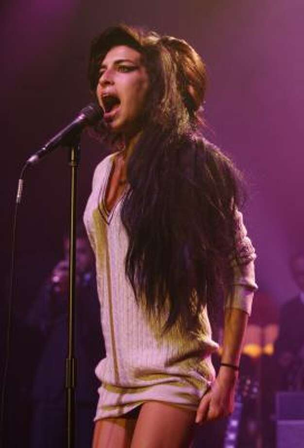 Personal chaos and reported drug use seem to have overshadowed British soul singer Amy Winehouse's success. Photo: STEFFEN SCHMIDT, Associated Press