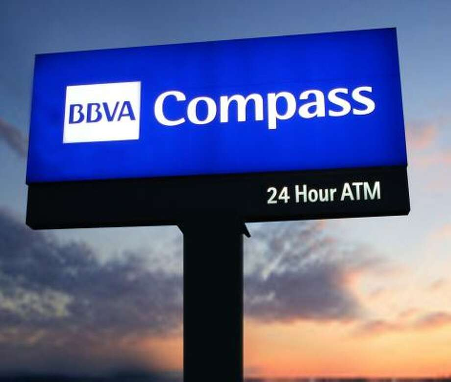 BBVA is rebranding its U.S. banks. Photo: COMPASS BANK
