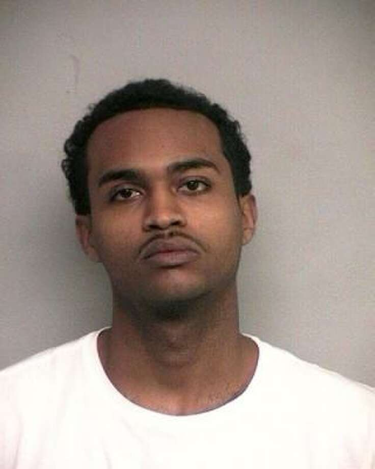 Kerry Jovan Smith was arrested while trying to rob a Chase Bank in Pasadena, police say. Photo: Pasadena Police Department