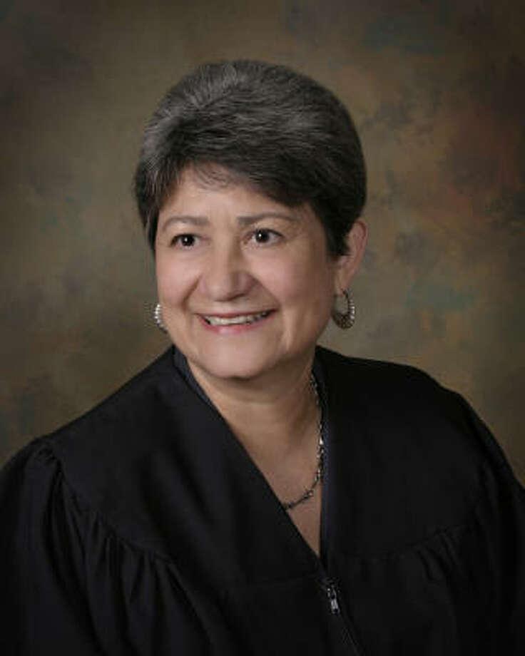 Josefina M. Rendón fue elegida el martes jueza civil de distrito en el Condado de Harris. Photo: None Attached