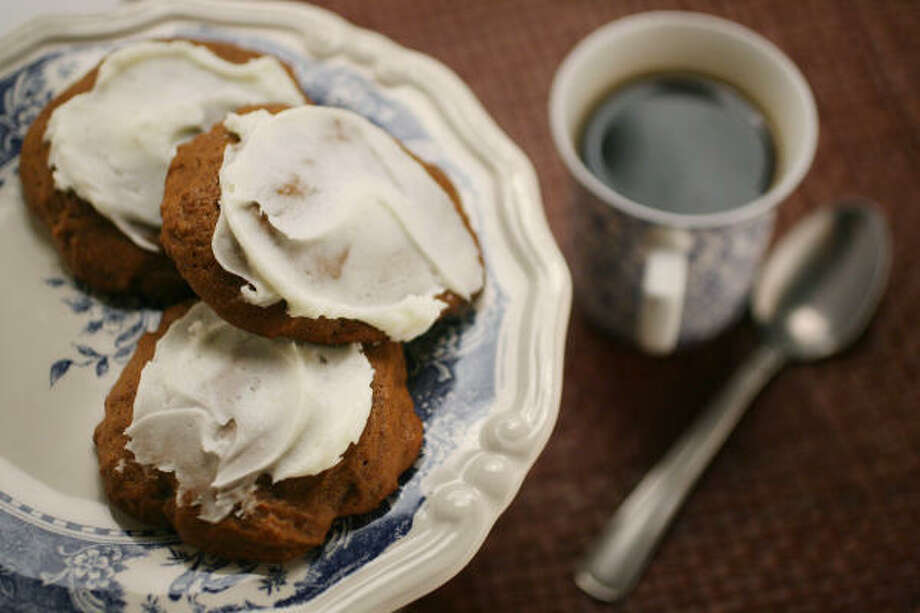 Molasses Cookies Photo: Mayra Beltran, Chronicle