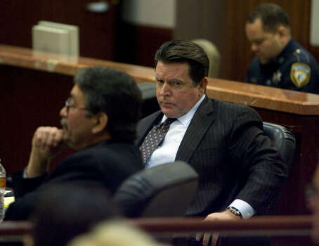 Woman testifies judge sought relationship in. - Houston Chronicle