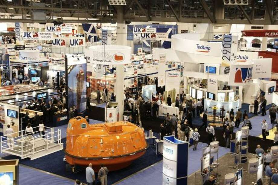 INTERNATIONAL: The Offshore Technology Conference brings together those working in and supporting the offshore industry to exchange ideas and network.