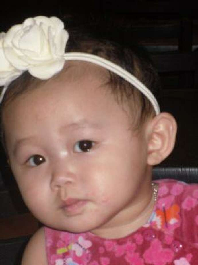 Nine-month-old Nhi Buong was reportedly abducted at about 2 p.m. Friday in southwest Houston. Photo: Houston Police Department