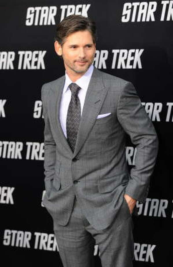 """I think an Australian Romulan might just be a little jarring for your audience,"" says Eric Bana. Photo: MARK RALSTON, AFP/Getty Images"