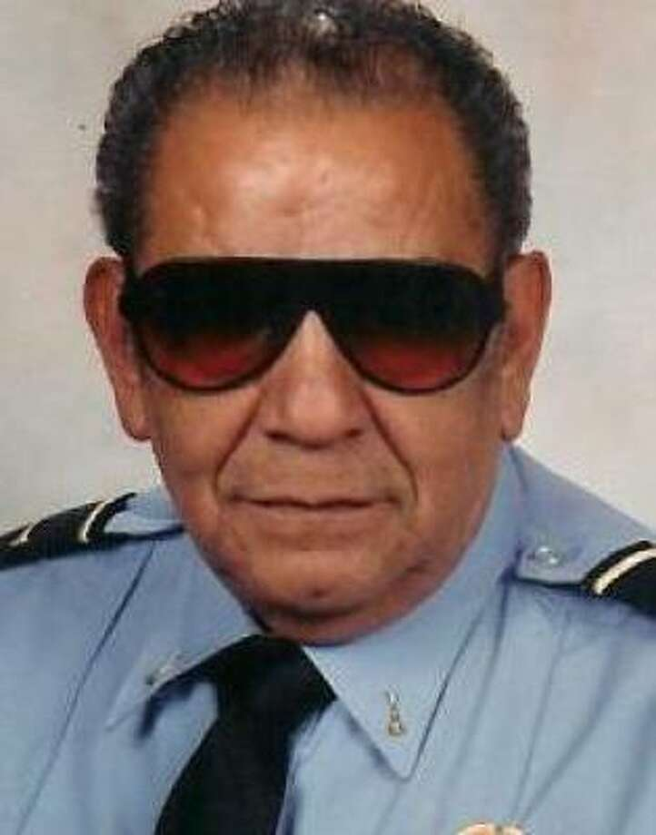 """Gilbert Villareal's nicknames included """"Captain V"""" and """"Nails,"""" because he was tough as nails. Photo: For The Chronicle"""
