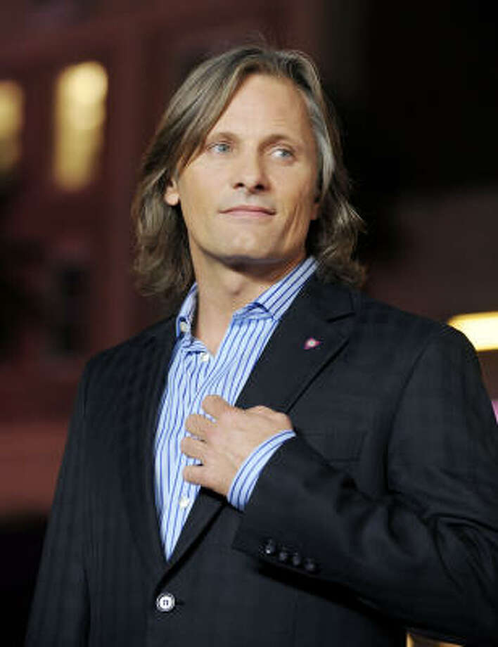 Viggo Mortensen usually makes only one film per year, but when he was approached to do The Road in 2007 (after already wrapping up Appaloosa and Eastern Promises), he couldn't turn it down. Photo: Kevin Winter :, Getty Images For AFI