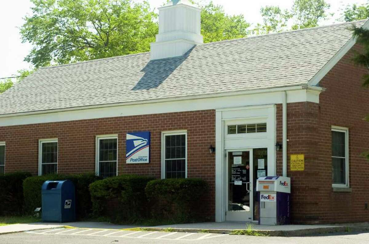 The United States Postal Service is considering closing the Glenbrook Post Office in Stamford, Conn., July 26, 2011.