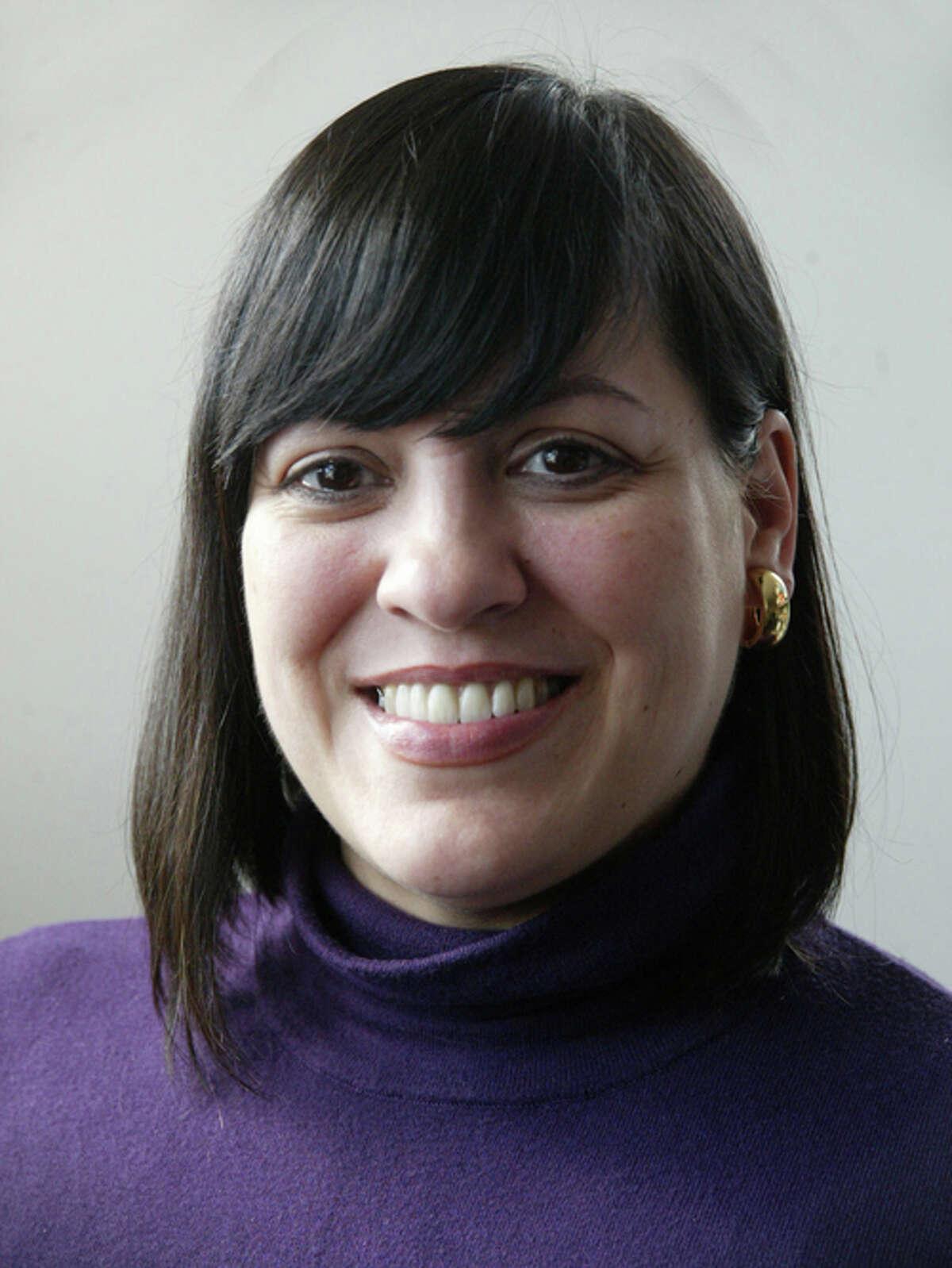Former Bridgeport Board of Education member Maria Pereira