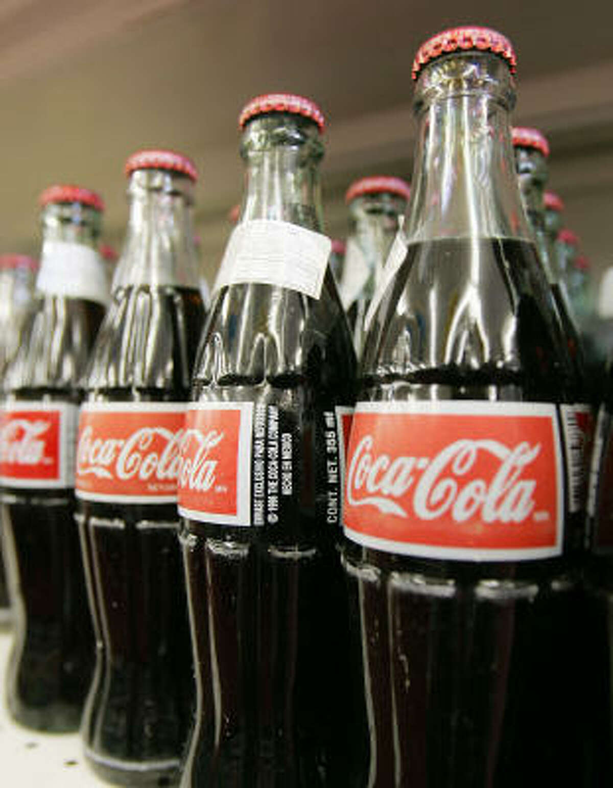 Cane sugar used to sweeten Mexican Coca-Cola is more expensive than HFCS.