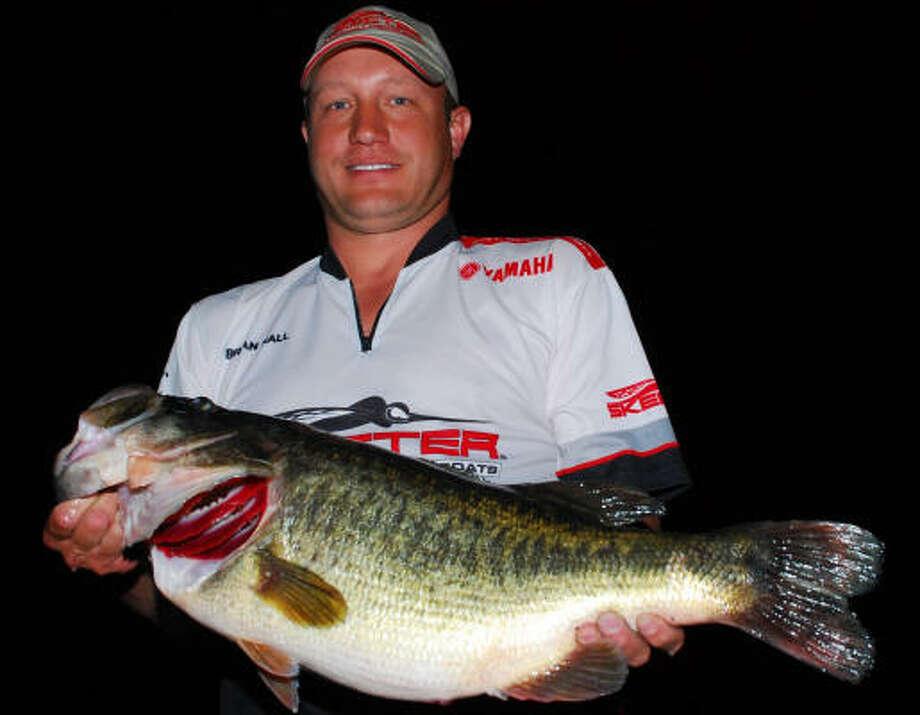 Bass fishing makes a big return to Ivie reservoir - Houston