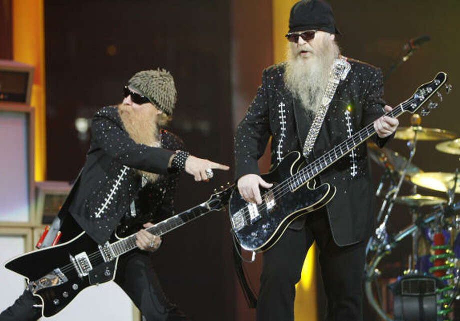 39ca6ae83c6 Under pressure  ZZ Top changes its tune - Houston Chronicle