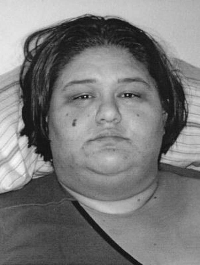 Authorities say Mayra Lizbeth Rosales killed her nephew with two blows to the head. Photo: Hidalgo County Sheriff's Office